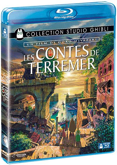 Contes de Terremer (les) - Blu-ray