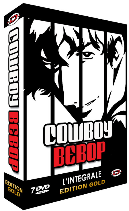 [MULTI] Cowboy Bebop - Int�grale - Gold VO-VF [2/7] [DVD9] [PAL]