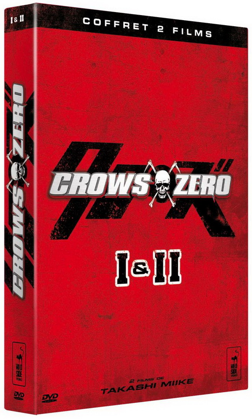Crows Zero Coffret Toho Dvd Volume