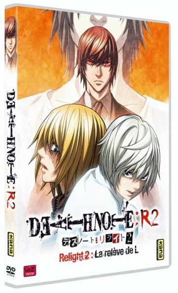 [FS]Death Note : R Relight 2 - La relève de L Vol.2 [DVDRiP-FR]
