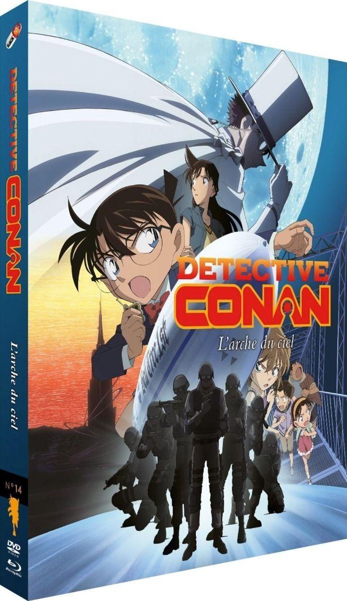 Détective Conan - Film 14 : L'Arche du Ciel - Combo Blu-ray + DVD