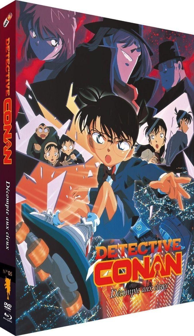 Détective Conan - Film 05 : Décompte aux cieux - Combo Blu-ray + DVD