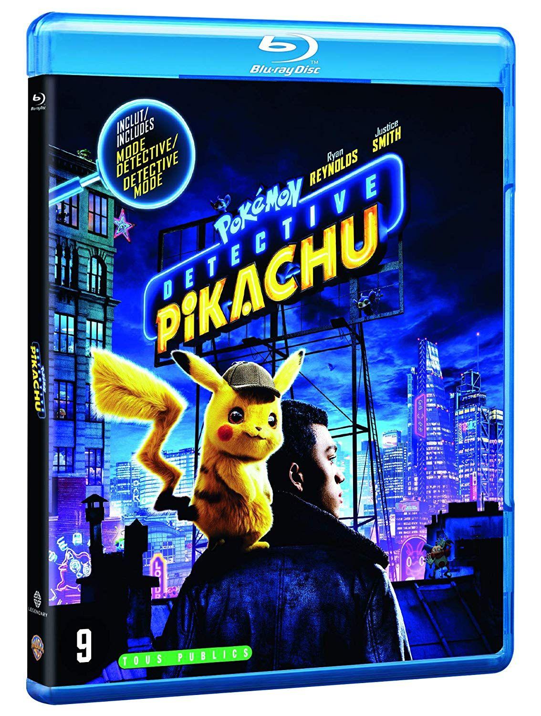 Pokémon - Détective Pikachu - Blu-Ray