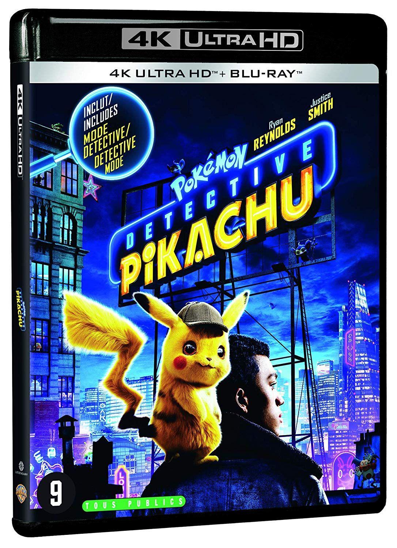 Pokémon - Détective Pikachu 4K Ultra HD