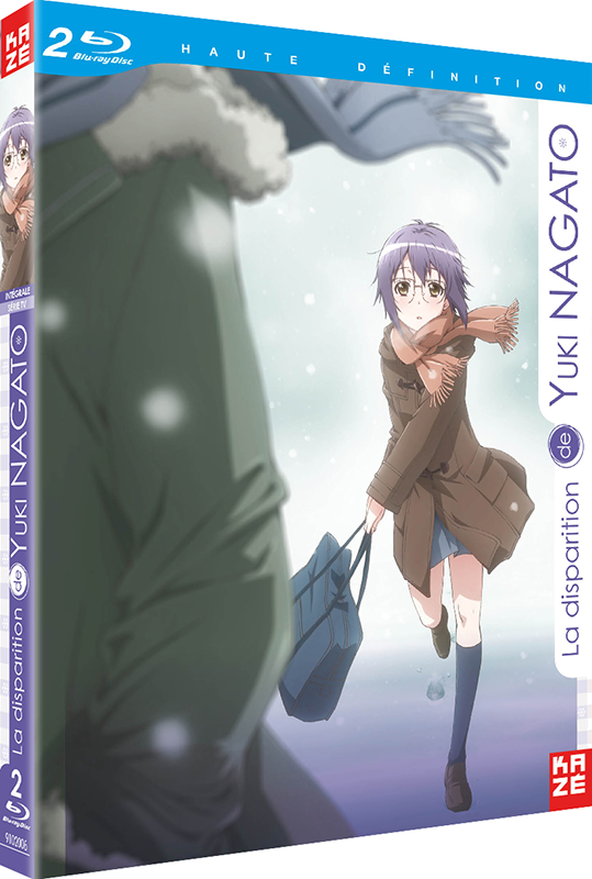 Disparition de Yuki Nagato (la) - Intégrale Blu-ray