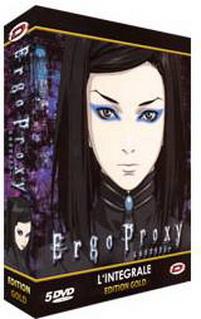 Ergo Proxy VO/VF/Vostfr_Compilation 5 DVD [ISO]