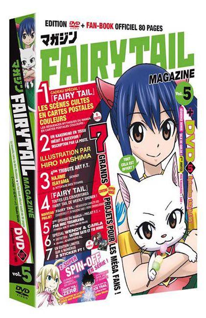 Fairy Tail - Magazine Vol.5