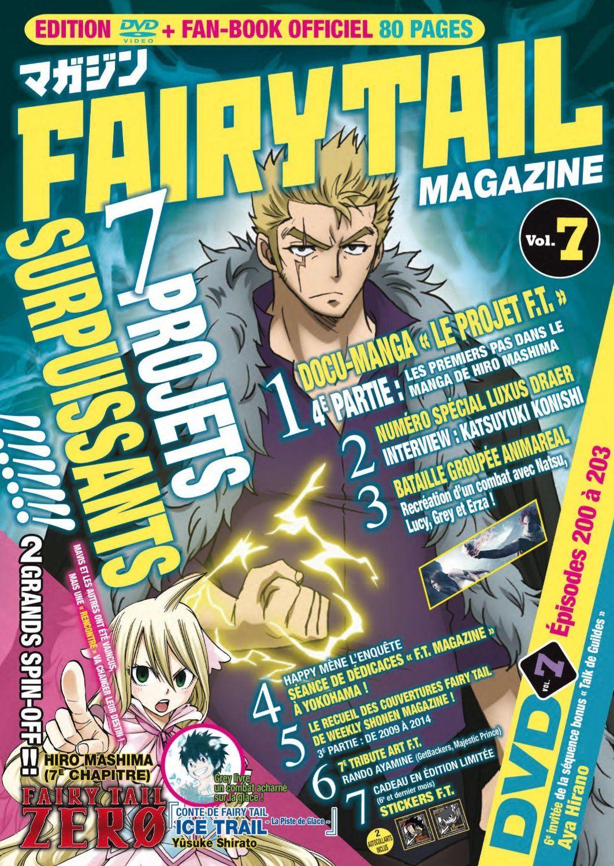 Fairy Tail - Magazine Vol.7