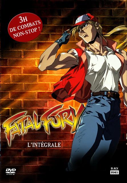 Fatal Fury - Intégrale [MULTI]