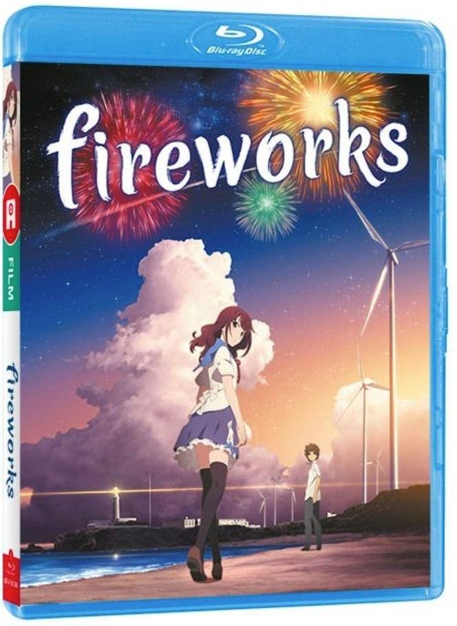 Fireworks - Blu-Ray
