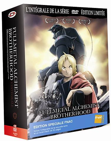 Fullmetal Alchemist Brotherhood [COMPLETE]
