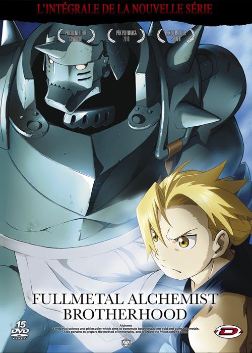Fullmetal Alchemist Brotherhood - Intégrale [MULTI]
