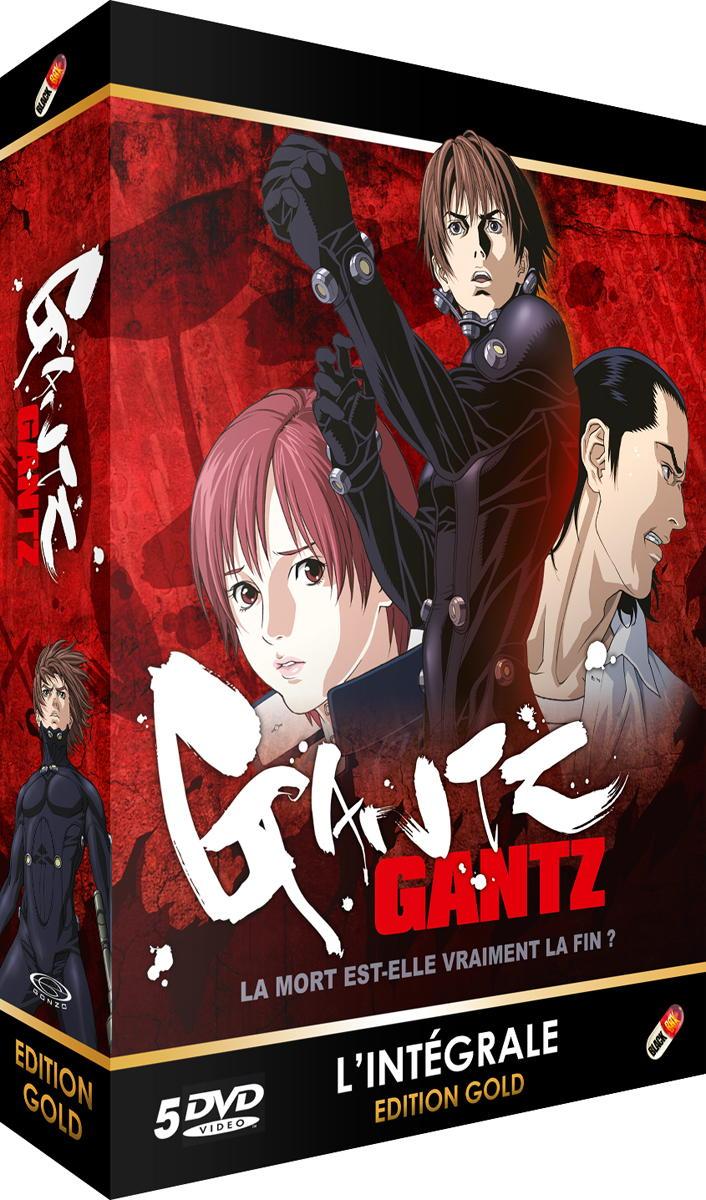 Gantz_VF/VO_VOSTFR_ISO_Compilation de 5 DVD_