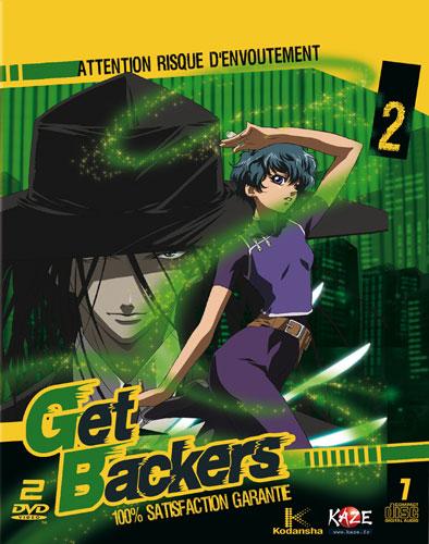 Get Backers -  Vol.2 [DVDrip|MULTI] (x264) [FS-US]