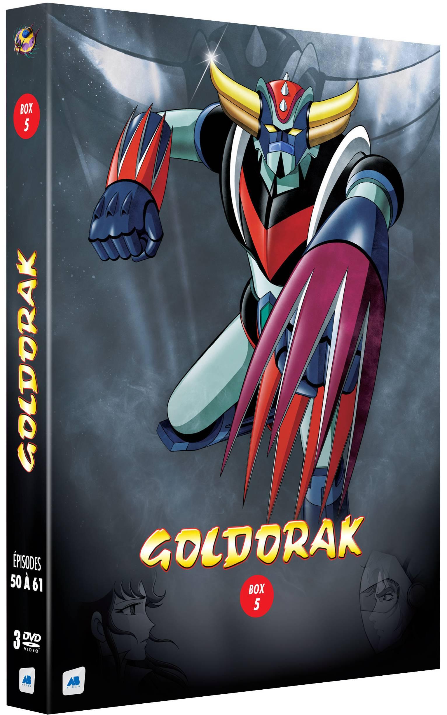 goldorak saison 2