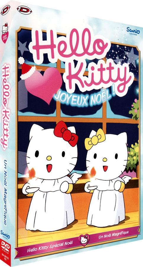 Dvd hello kitty un no l magnifique vol 1 anime dvd - Hello kitty noel ...