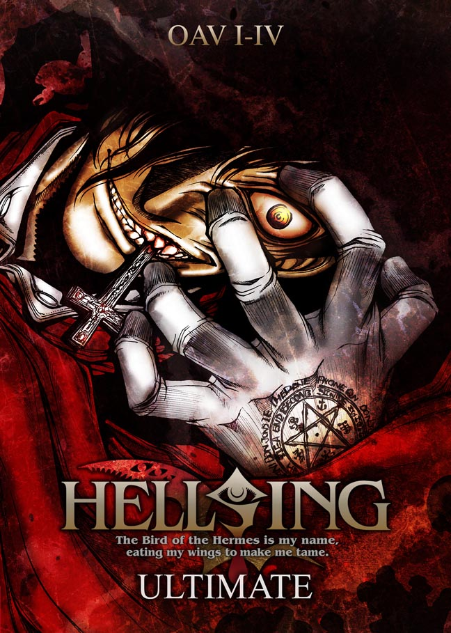 Hellsing Ultimate OAV I-IV ]·._.·´¯)