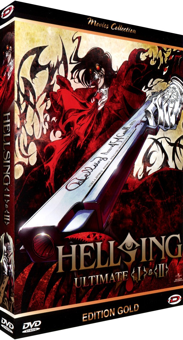 Hellsing Ultimate - Edition Gold Vol.1