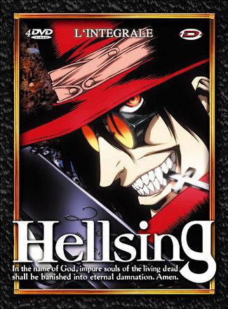 Hellsing - Intégrale