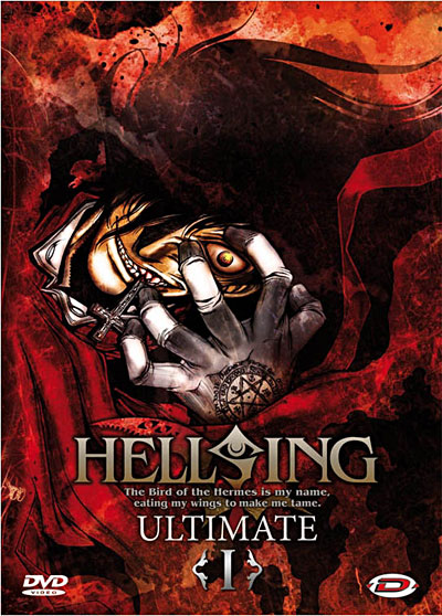 DVD Hellsing Ultimate Vol.1 - Anime Dvd - Manga news
