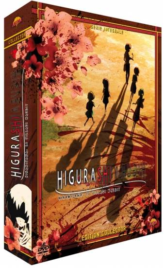Higurashi - Hinamizawa, le village maudit - Intégrale
