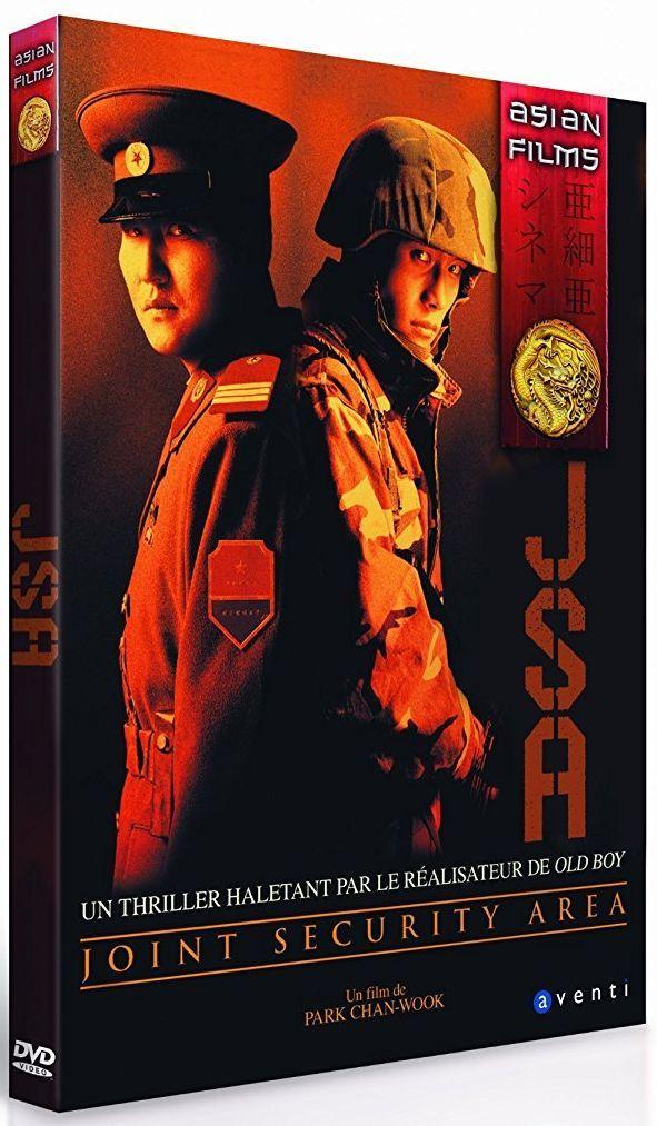 JSA - Joint Security Area - DVD Simple