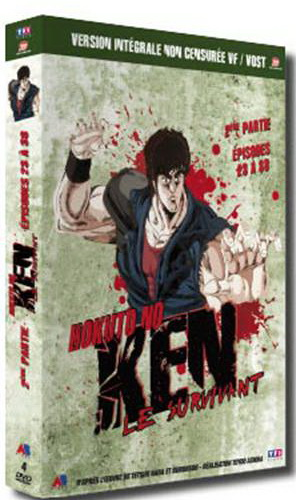 [MULTI] Hokuto No Ken BOX 2 non-censur�e VO-VF [Full-DVD] [PAL] [DVD 2/4]