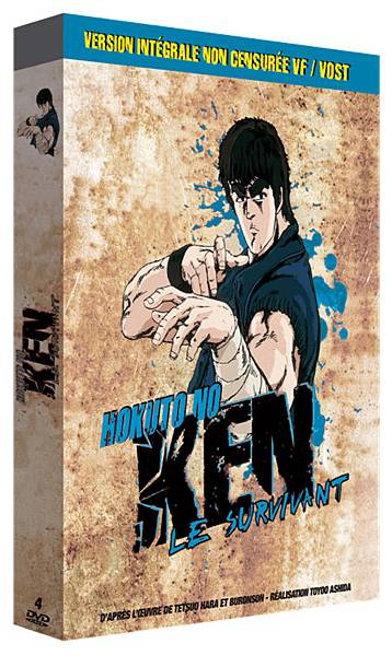 [MULTI] Hokuto No Ken BOX 3 non-censurée VO-VF [Full-DVD] [PAL] [DVD 4/4]