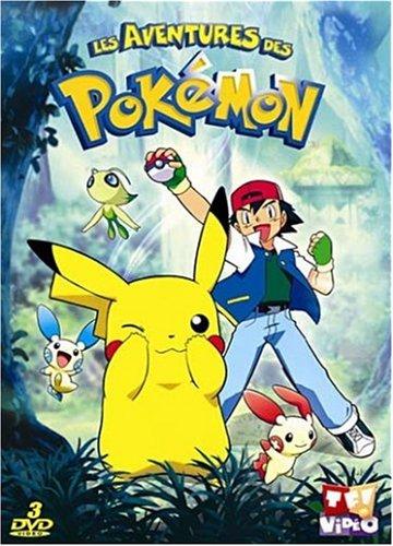 Les aventures de Pokémon - Films 4-6-7