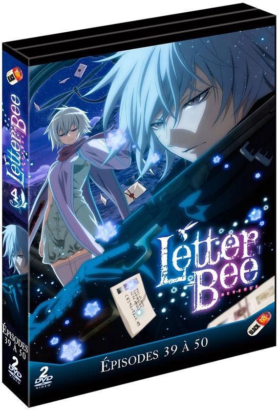 Letter Bee - Reverse - Saison 2 [Complete]