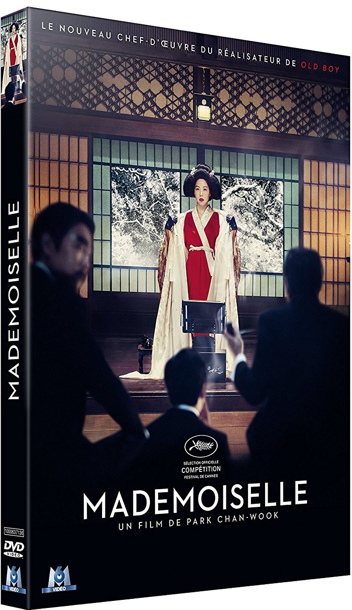 mademoiselle le nouveau film de park chan wook dat en dvd et blu ray 30 janvier 2017 manga. Black Bedroom Furniture Sets. Home Design Ideas