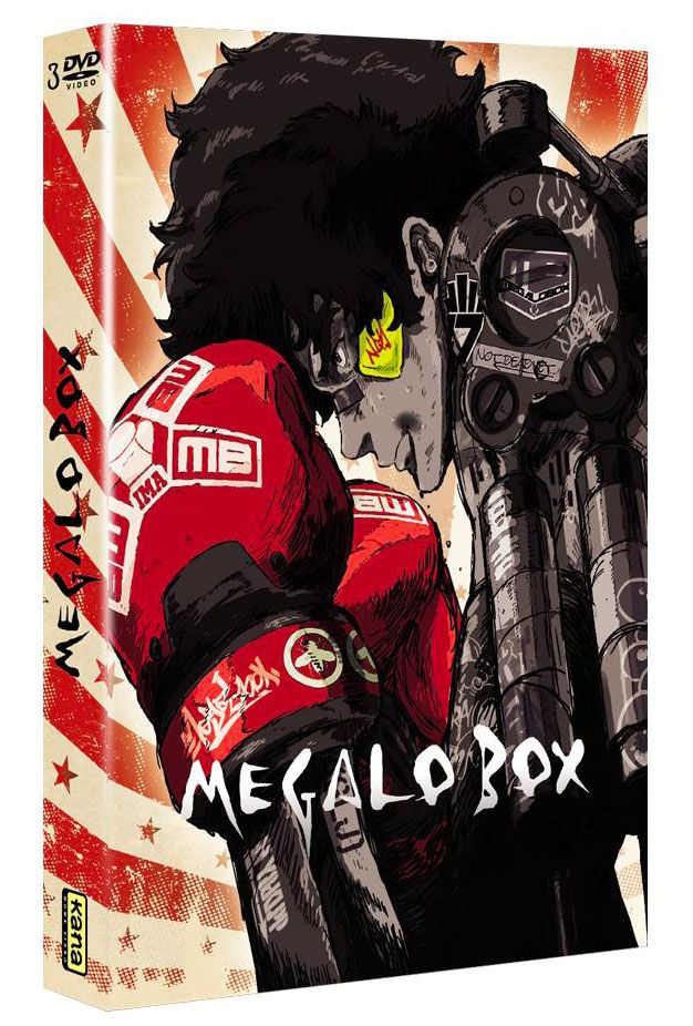 Megalo Box- French - Saison 1 - HDTV 720p