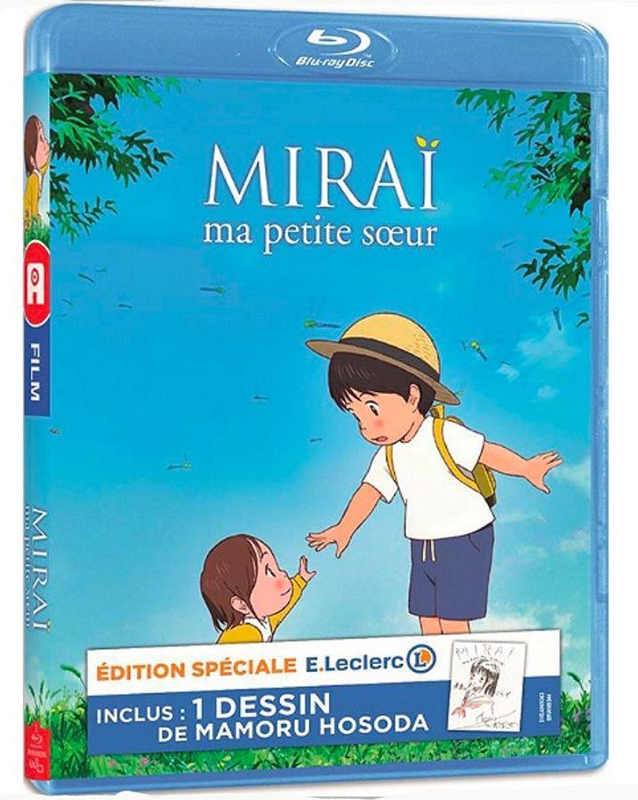 Miraï, ma petite soeur - Edition Blu-Ray - E.Leclerc