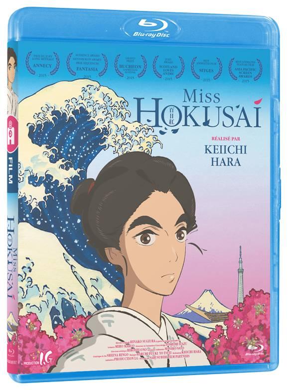Miss Hokusai - Blu-ray