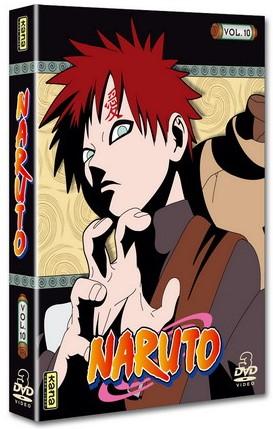 Naruto - Coffret Vol.10