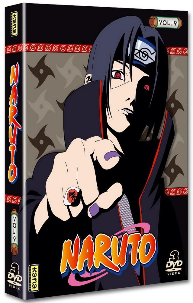 Naruto - Coffret Vol.9
