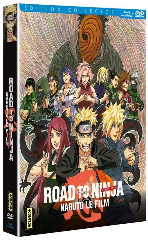 Naruto Shippuden Film 6 - Road To Ninja