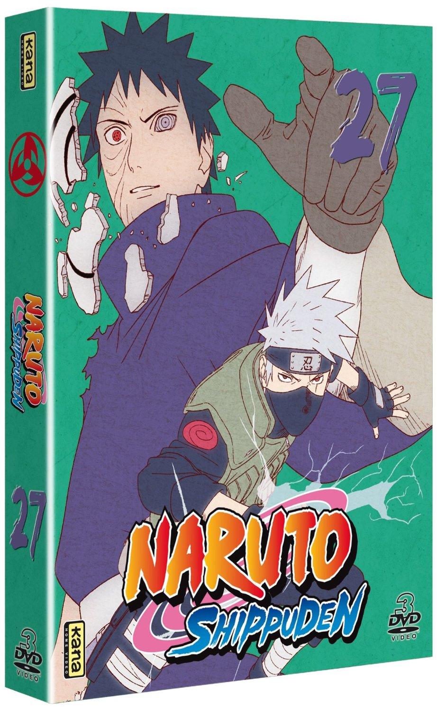 Naruto Shippuden - Coffret Vol.27