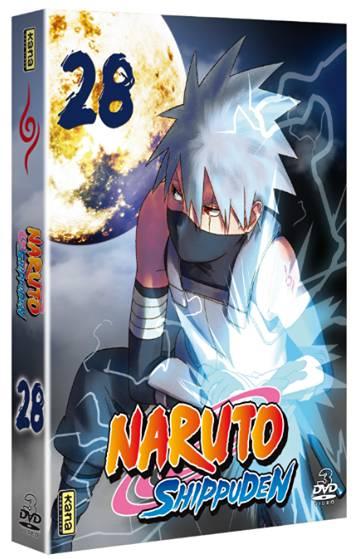 Naruto Shippuden - Coffret Vol.28