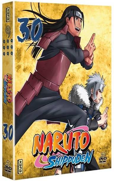 Naruto Shippuden - Coffret Vol.30