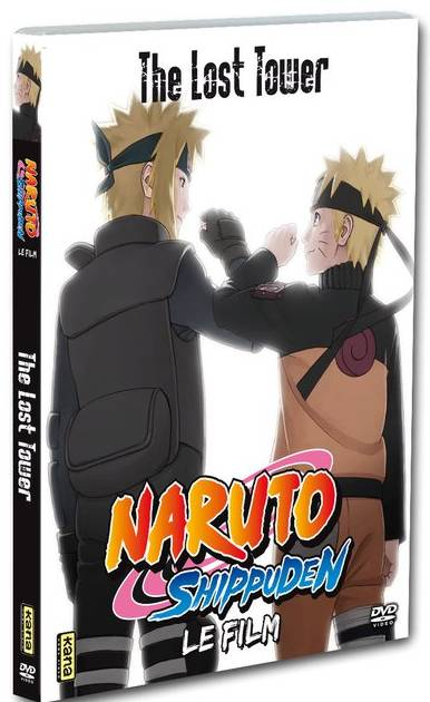 Naruto Shippuden - Film 4 - The Lost Tower VOSTFR 720p [FS]