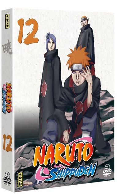 Naruto Shippuden - Coffret Vol.12