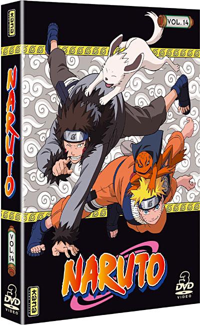 Naruto - Coffret Vol.14