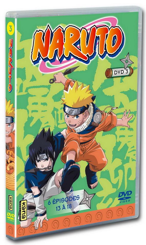 Naruto Vol.3