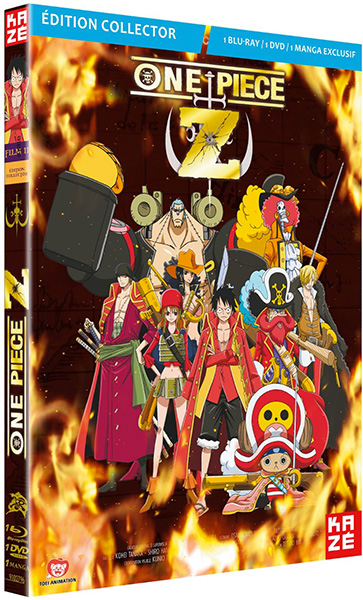 One Piece - Film 11 - Z - Edition collector