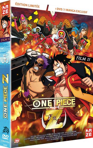 One Piece - Film 11 - Z