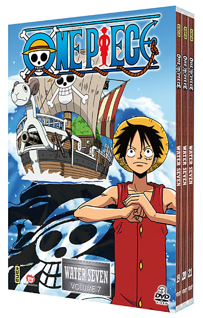 One Piece - Water Seven Vol.7