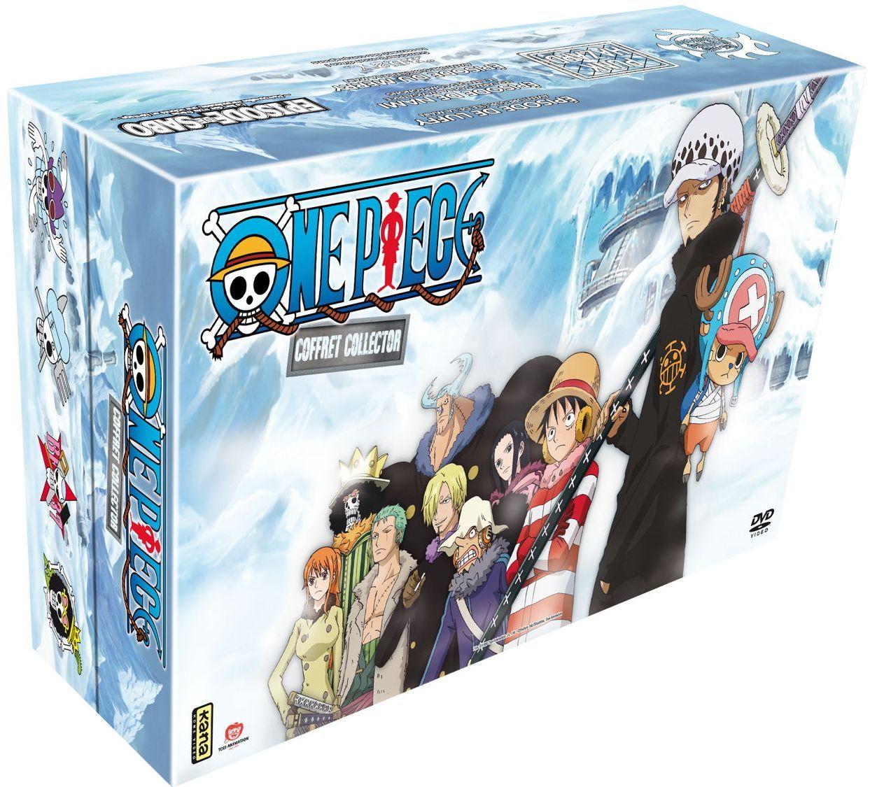 One Piece - Coffret Collector Vol.4