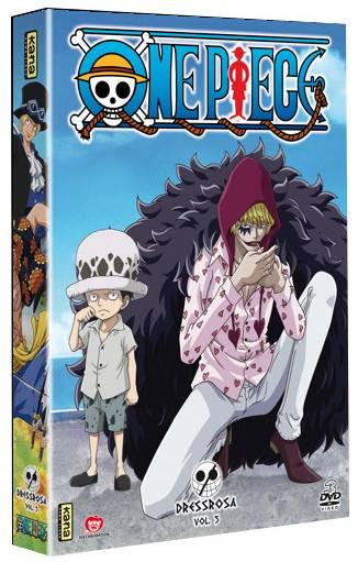 One Piece - Dressrosa Vol.5