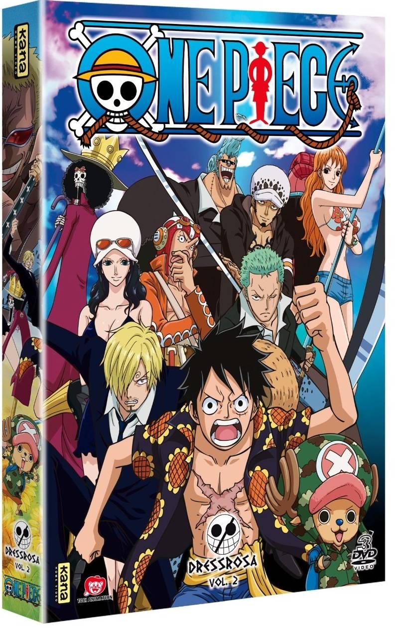 One Piece - Dressrosa Vol.2